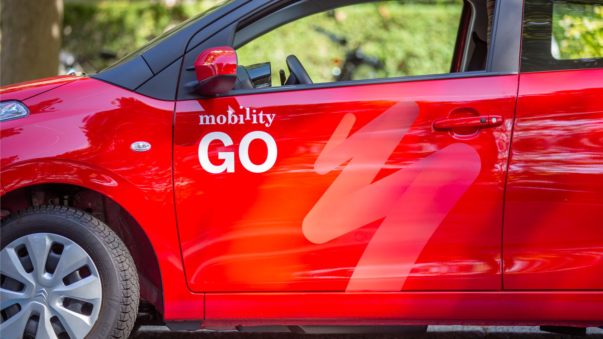 «Mobility Go» in Genf am Ende